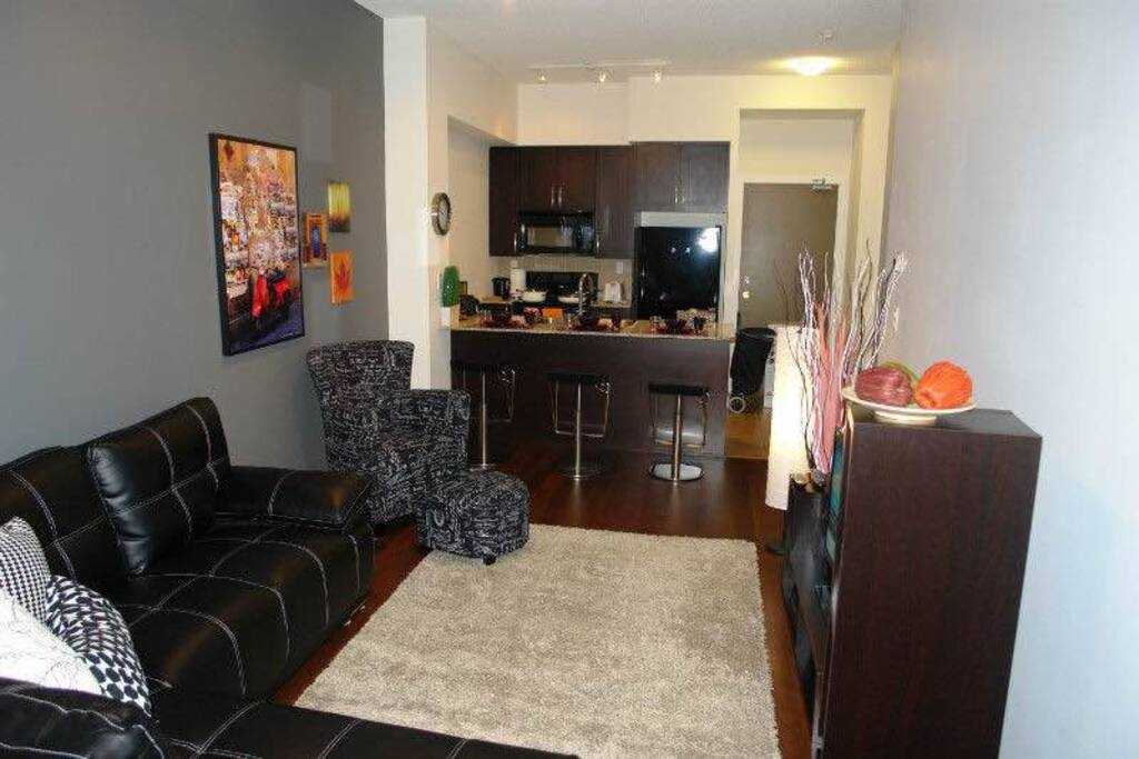1 Bedroom Executive Square One Condo By Elite Condominiums For Rent In Mississauga Ontario
