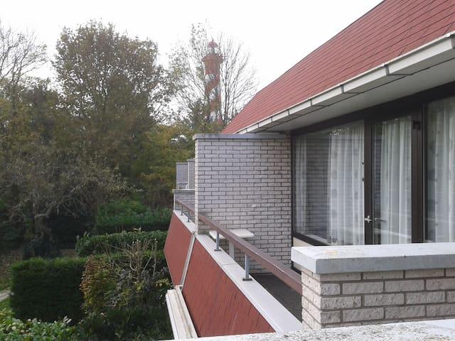 Appartement in Nieuw-Haamstede - Burgh-Haamstede - Apartamento