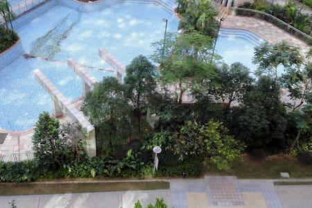 高尔夫球场附近私家花园单独房间 - Shenzhen - Casa