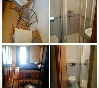 Studio for 2 People with bathroom. - Trnava - Huis