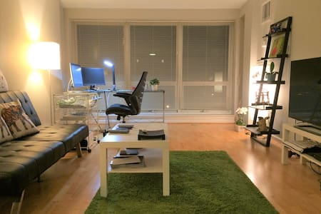 Great 1b1b Apartment @ Quincy Center T station! - 昆西(Quincy) - 公寓