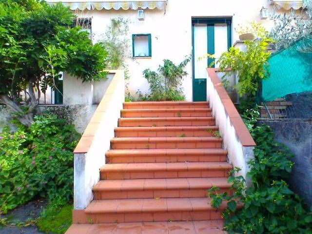 Tranquilla casa padronale - Ragalna - Maison