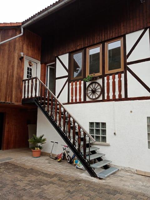 Gemütliche Ferienwohnung mit Terrasse