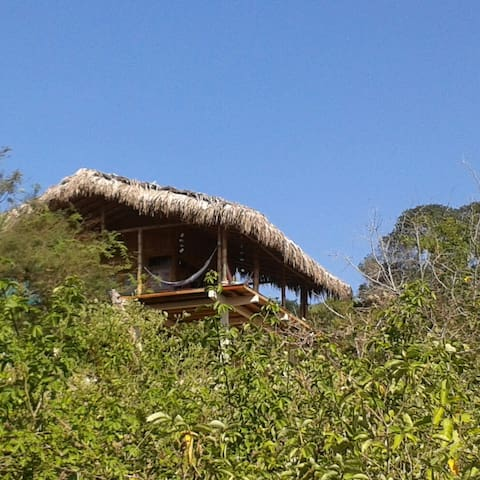 Peaceful home in middle of nature - Montañita - Casa