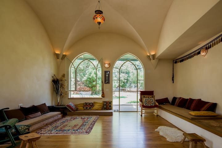 Dream House in the Galilee
