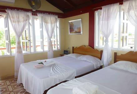 CASA BUENA VISTA - Baracoa - Gästehaus