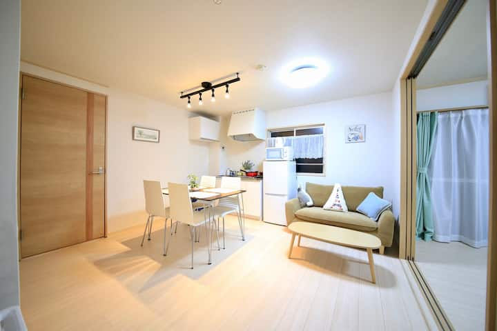 NEW★3min Skytree/Easy from airport/FreeWifi/6PPL