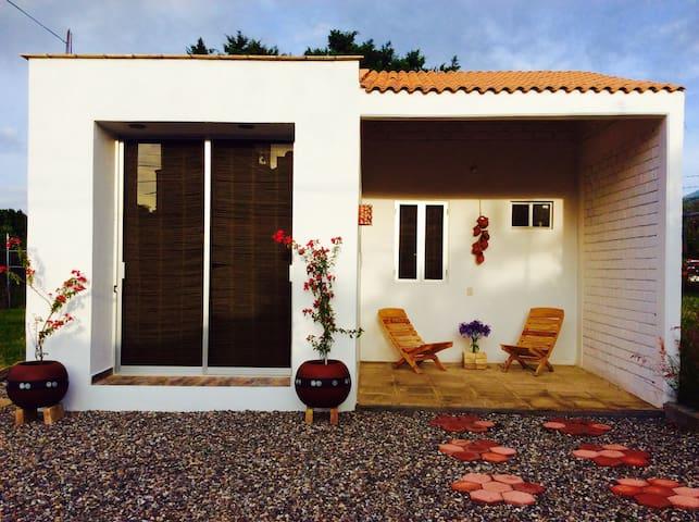 CASA HUAYAPAM - San Andrés Huayápam - House