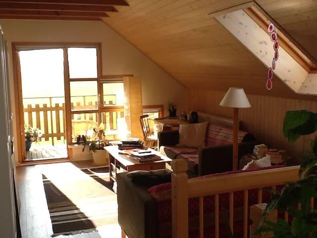 Frostastaðir homestay room 1