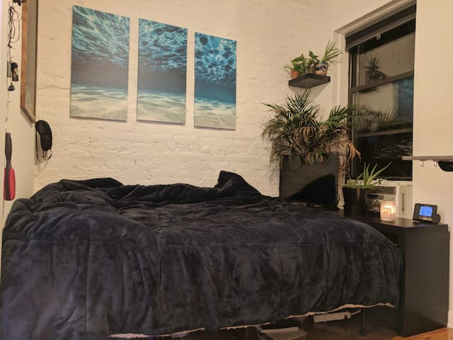 Quiet, clean room - West Village (Manhattan)