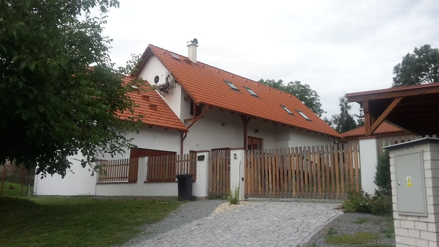 Family cottage in Radíč, Žďár