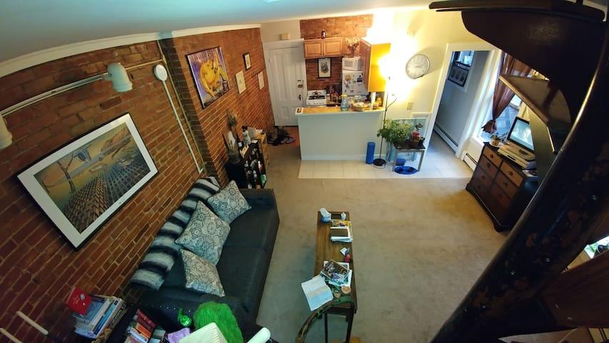 Cute 1 bedroom downtown portland - Portland - Appartamento