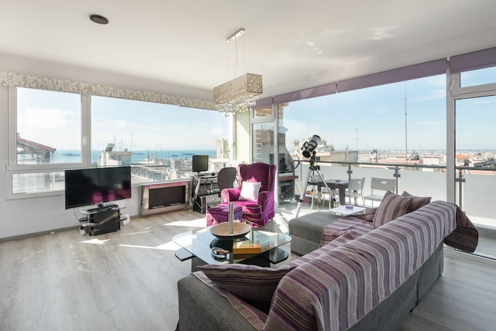 ★LUXURY PRESIDENTIAL SUITE★ WITH AMAZING CITY VIEW