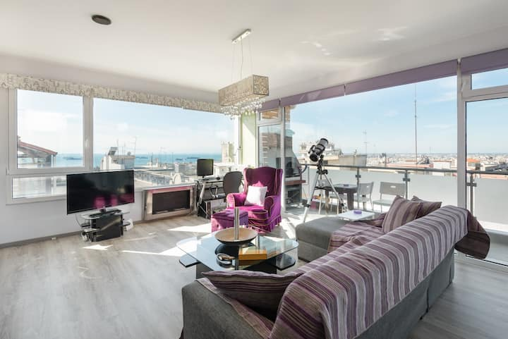 ★PRESIDENTIAL LUXURY SUITE★ WITH AMAZING CITY VIEW