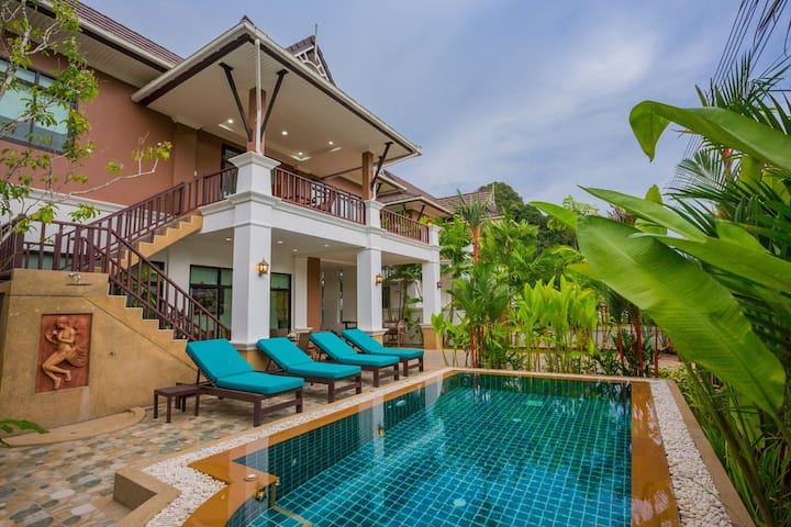 Baan Narakorn Private pool