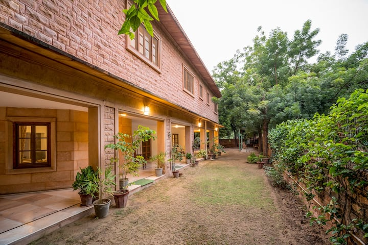 Jodhpur Boutique | 1BR in tranquil city centre