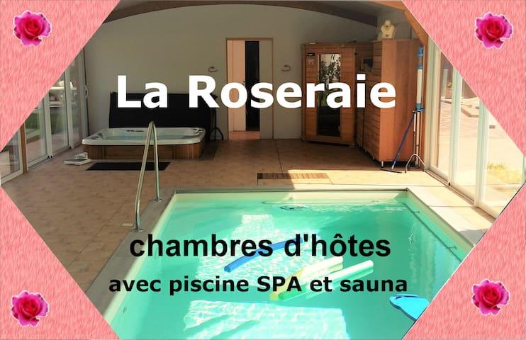 Les Fleurs - Saint-André-de-l'Eure - Casa