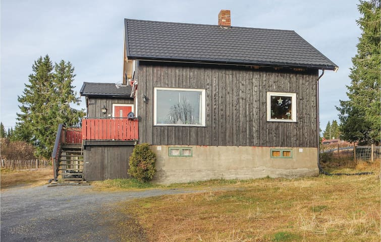 Holiday cottage with 3 bedrooms on 115 m² in Sjusjøen