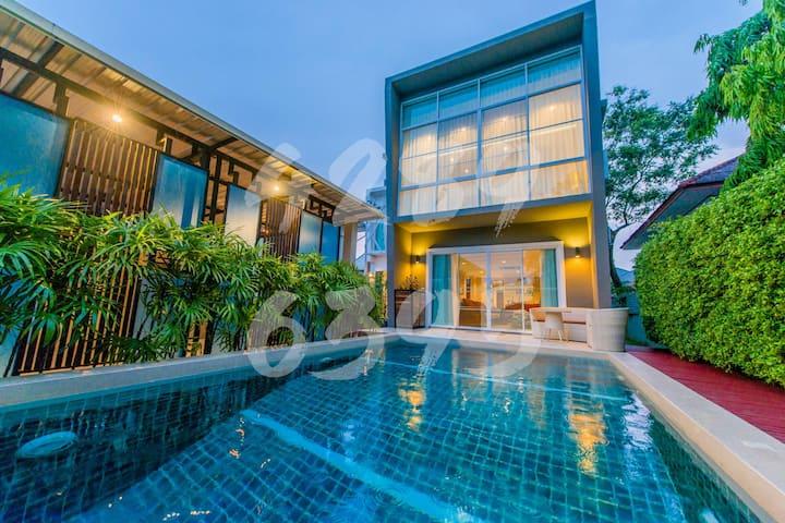 Dream Luxury Chiang Mai Villa, Central Festival