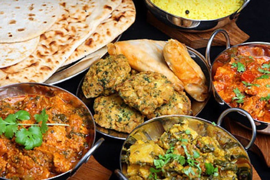 Nearby: All you can eat Indian lunch buffet at Khasiyat Restaurant