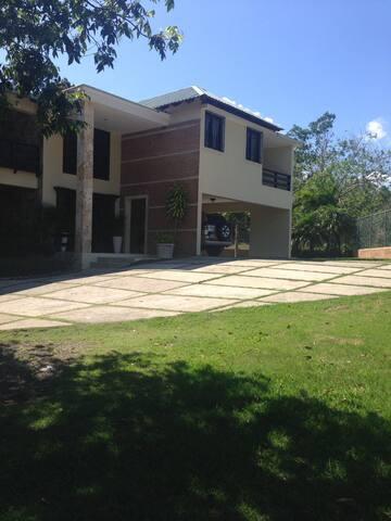 Mi Palacio de descanso en la montañ - Jarabacia  - Huis