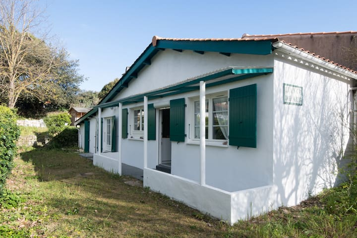 Charmante maison oléronaise à 100m de la plage