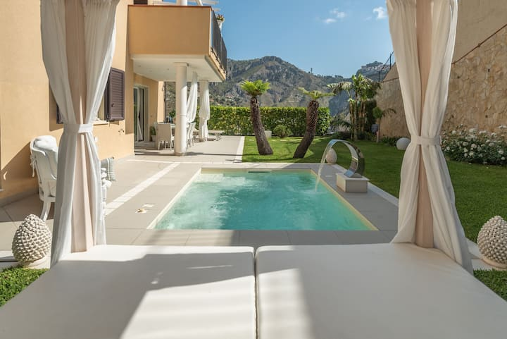 Villa Mastrissa luxury apartment