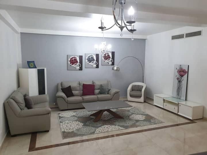 Appartement moderne et luxueux
