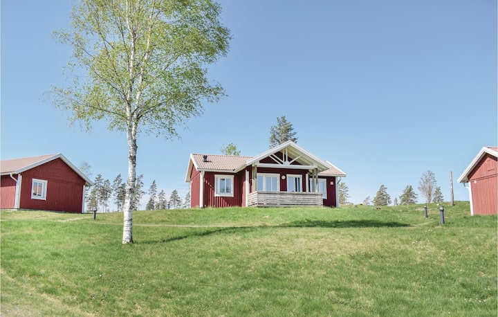 Awesome home in Hok with Sauna, WiFi and 1 Bedrooms