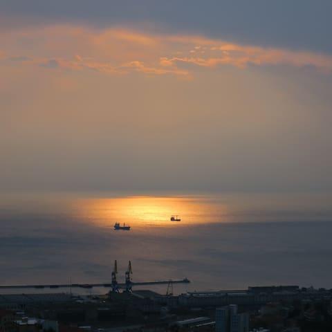 aMare Trieste vista mare