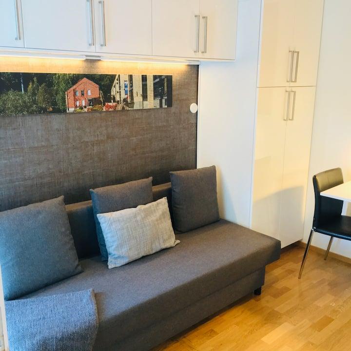 Micro-Apartment, Heimdalsgata 1A (1st floor)
