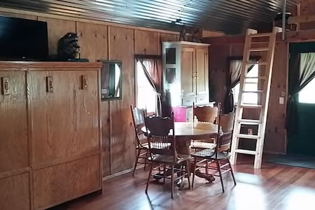 Hunting/Outdoor Themed Cabin - Chariton