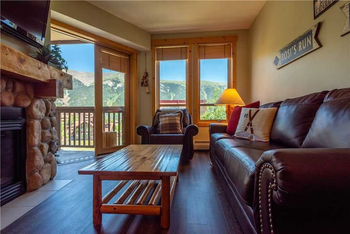 Center Village One Bedroom, Free Wifi, Free Underground Parking, One Minute Walk to the American Eagle Lift! - Taylor's Crossing 302