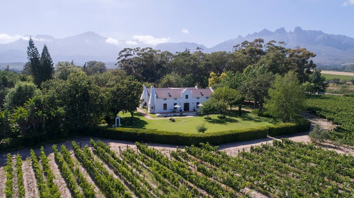 Stylish Andreas Country House and Vineyard