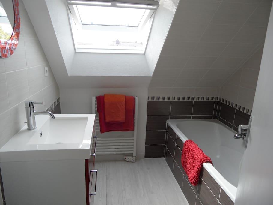 chambre d 39 h tes pr s de lorient maisons louer kervignac bretagne france. Black Bedroom Furniture Sets. Home Design Ideas