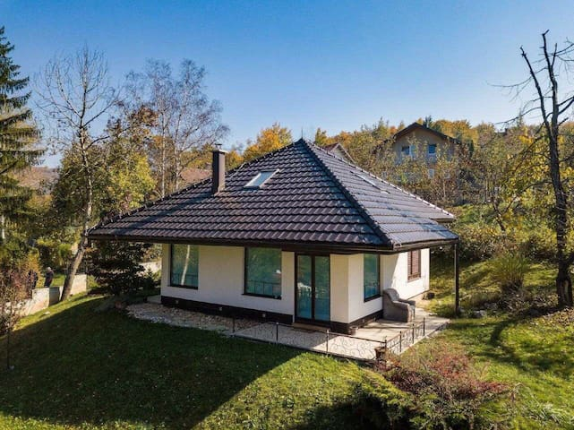 Near Sarajevo, charming  mountain retreat, big lot