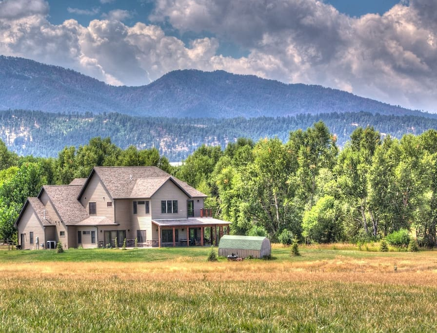 Spearfish Creek With Private Park Houses For Rent In