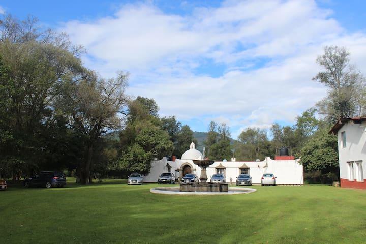 El Rancho del Abuelo - Tenancingo de Degollado - Hus