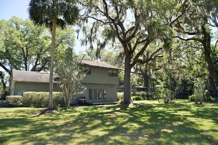 Chateau Quijano, a peaceful retreat. - Ponte Vedra Beach - Rumah