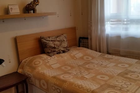 Private Bedroom for up to 2 persons