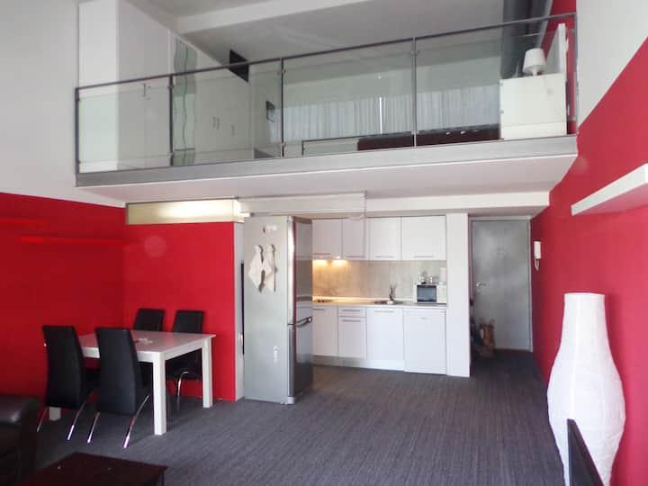 Loft diseño en Alcala de Henares.