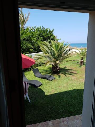 Chambre D'HÔTES Arinella bord de mer Corse