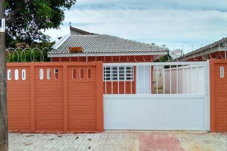 Casa de Praia aconchegante em Caraguatatuba.