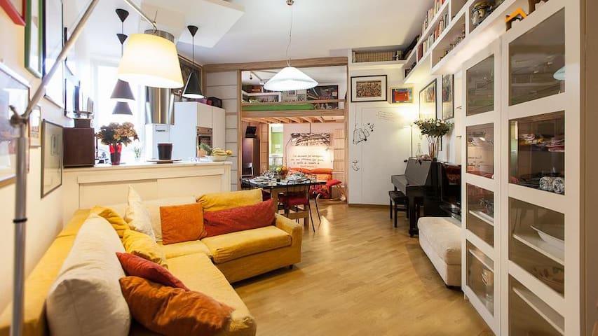 Appartamento per due zona Flaminio