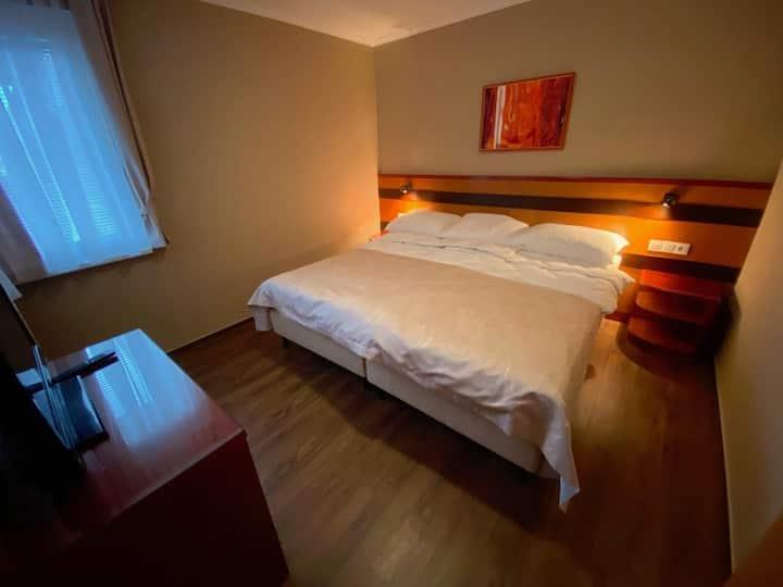 Udoben apartma v Moravskih Toplicah - Terme Vivat