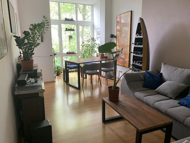 Nice room in Frankfurt Nordend