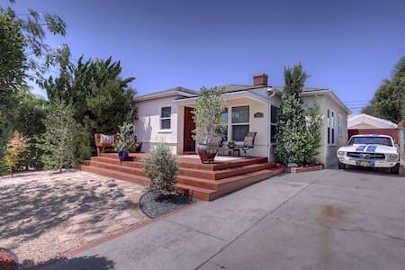 Beautiful, private updated home centrally located! - Los Angeles