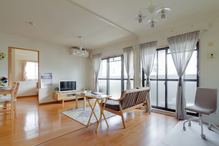 Umeda area 10min walking ,6mnutes from station - Ōsaka-shi - Apartment