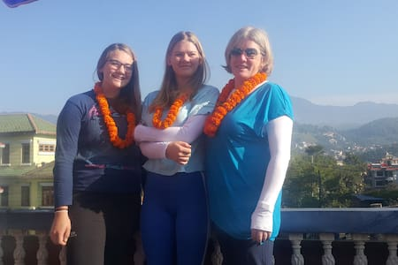 Family Home Stay in Nepal ( Friendship Home Stay) - Kapan - House