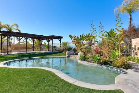 Resort 6BD home close to Disney - Yorba Linda - Hus